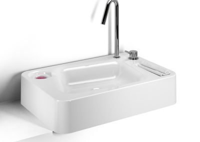 Galateo- Ceramic washbasin