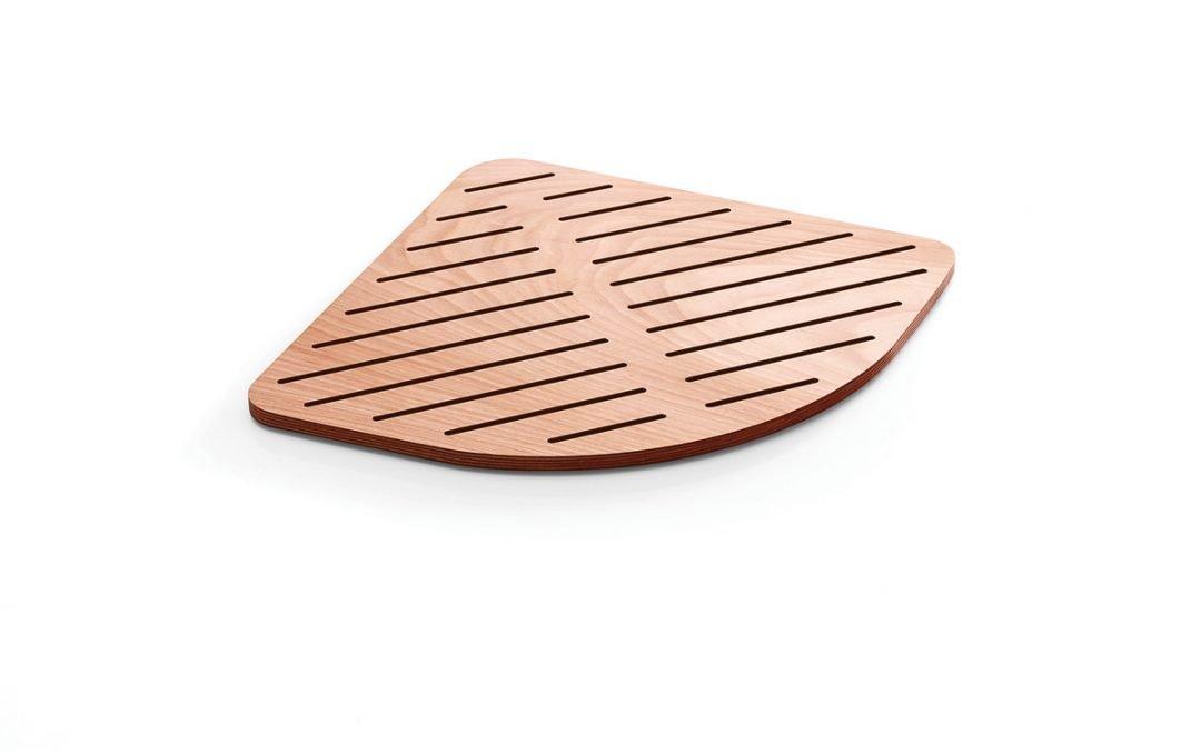 Atlantica- Wooden shower mats