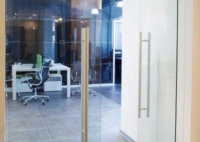 Glass door 2
