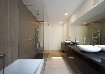 Wet Room Panel Single Entry 1